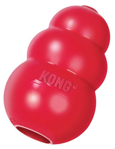 KONG CLASSIC ROOD SMALL 4