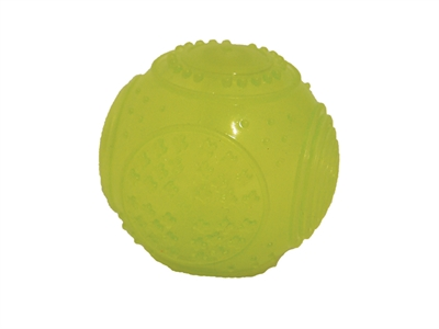 GLOW IN THE DARK BAL 8 CM
