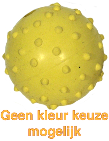 HAPPY PET RUBBER BAL MET BEL 5