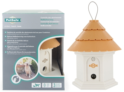 PETSAFE OUTDOOR BARK CONTROL DELUXE