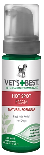 VETS BEST HOT SPOT SPRAY FOAM 150 ML
