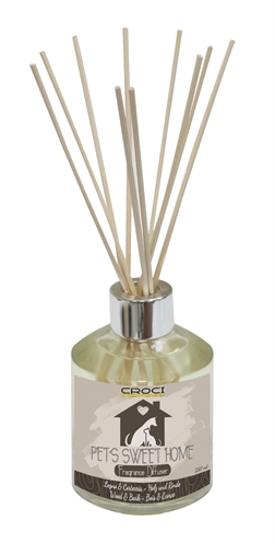 CROCI PET'S SWEET HOME PARFUM DIFFUSER HOUT 250 ML