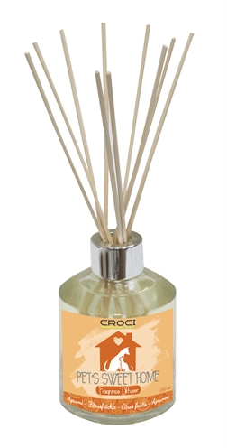 CROCI PET'S SWEET HOME PARFUM DIFFUSER CITRUS 250 ML