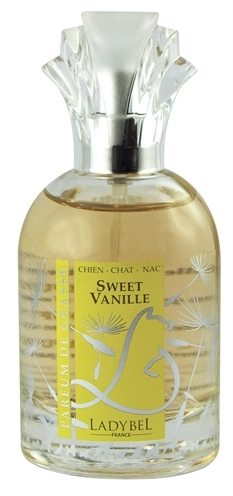 LADYBEL SPRAY PARFUM SWEET VANILLE 50 ML