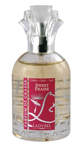 LADYBEL SPRAY PARFUM SWEET FRAISE FRAMBOOS 50 ML