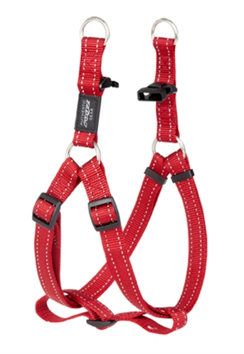 ROGZ FOR DOGS FANBELT STEP-IN ROOD 20 MMX53-76 CM