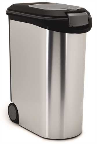 CURVER VOEDSELCONTAINER METALLIC 54 LTR