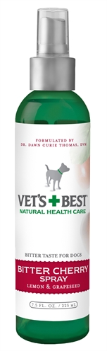 VETS BEST BITTER CHERRY SPRAY 225 ML