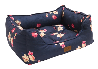JOULES HONDENMAND FLORAL 80X62X27 CM