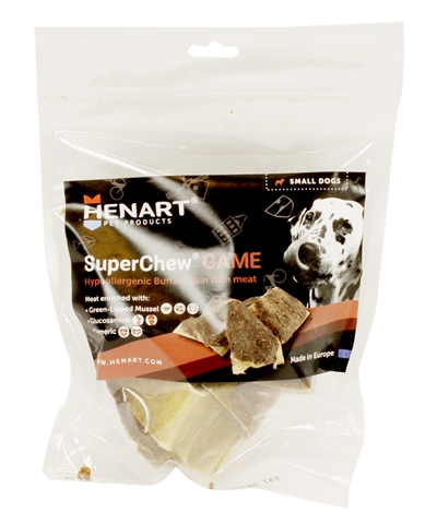 HENART SUPERCHEW GAME SMALL 250 GR