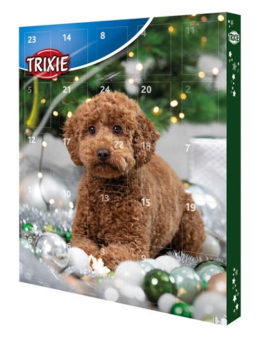 TRIXIE ADVENT KALENDER HOND 30X3