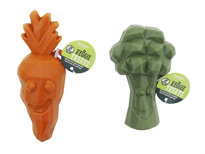 ROSEWOOD VEGGIE TREATS MET WORTEL EN BROCCOLI 52 GR