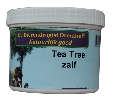 DIERENDROGIST TEA TREE ZALF 400 GR