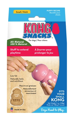 KONG SNACKS PUPPY VOOR KONG SMALL SMALL 200GR