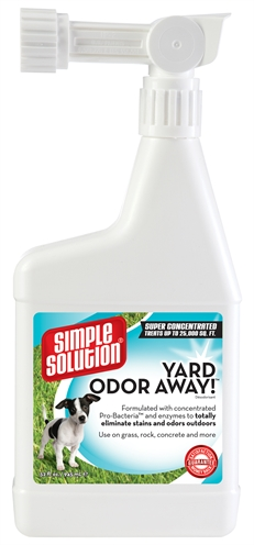 SIMPLE SOLUTION YARD ODOUR AWAY 945 ML