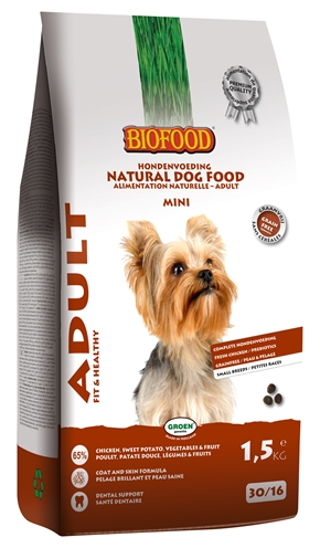 BIOFOOD ADULT SMALL BREED 1