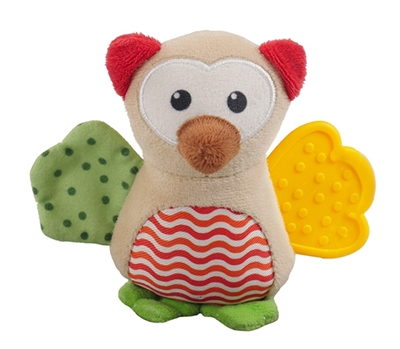 ROSEWOOD LITTLE NIPPERS WISE OWL 13 CM