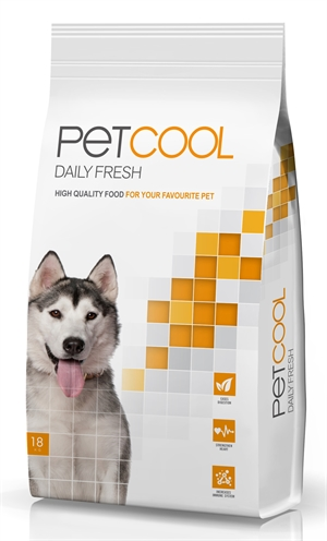 PETCOOL LIFE DAILY FRESH 18 KG