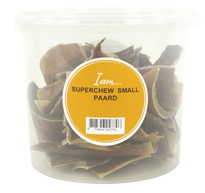 I AM SUPERCHEW SMALL PAARD 1 LTR 5