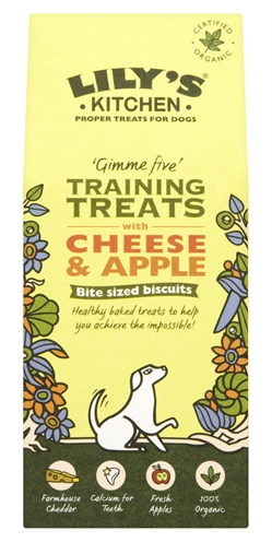 LILY'S KITCHEN DOG TRAINING TREATS 100 GR
