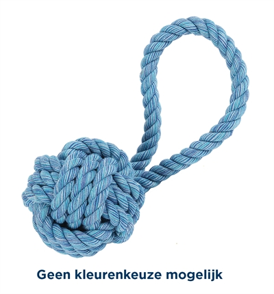 HAPPY PET NUTS FOR KNOTS BAL TUGGER LARGE 35X15X15 CM