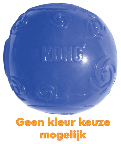 KONG SQUEEZZ BALL LARGE 7